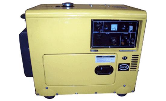 Diesel generator Silent1