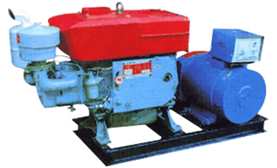 Diesel generatoring Set