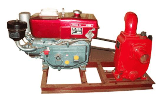 Diesel water pump1