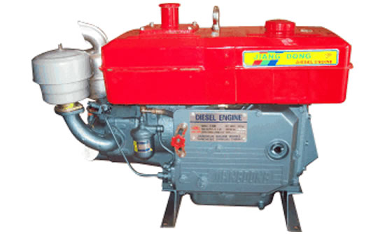 JD Diesel Engine
