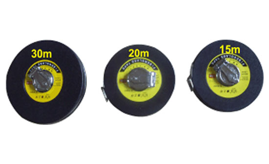ROUND LONG FLEXIBLE TAPES