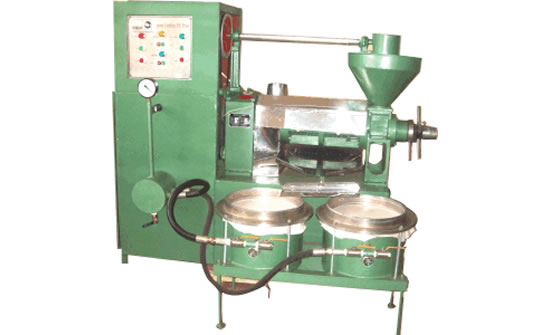 Screw Oil Press Model