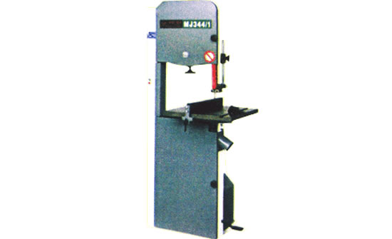 Wood working band saw