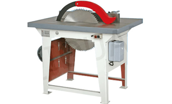 Wood working circular saw
