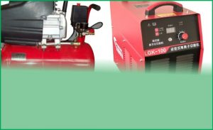 Air Compressors, Inverters and Welding Machines